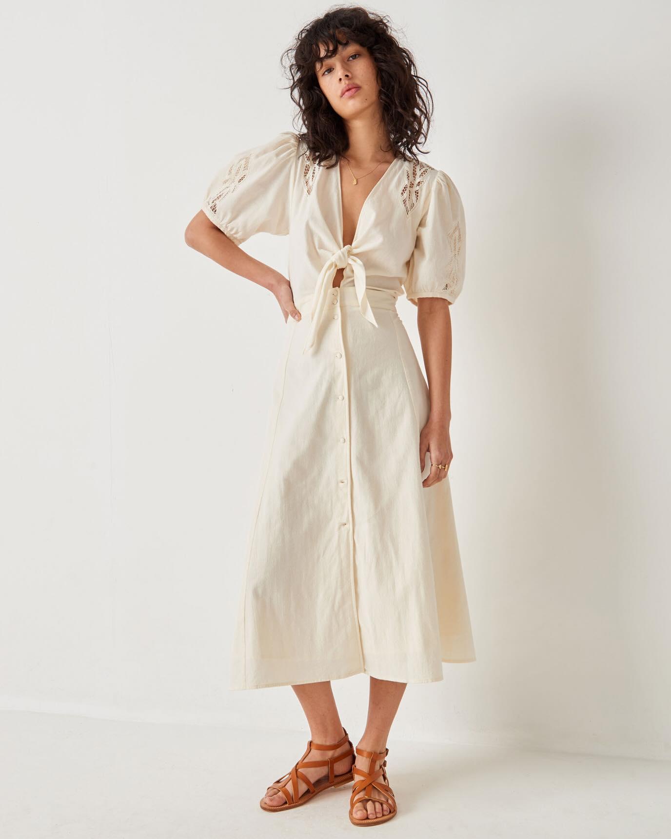 Vestido Mahavira Sessun