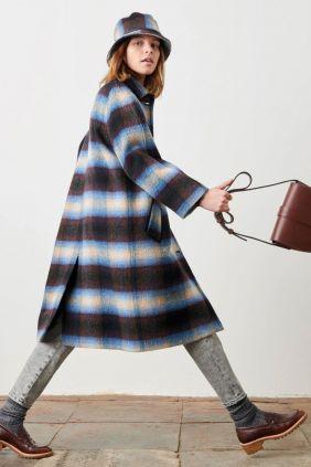 Comprar online Abrigo Sessun Liam de lana reciclada