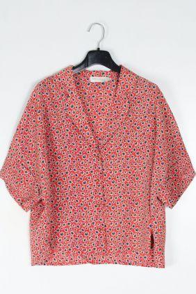 Comprar online Camisa estampada Red See u Soon Estampado Flores