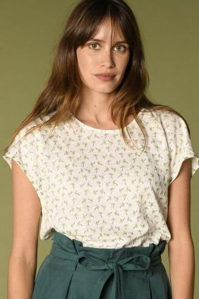 Comprar online Camiseta Qualine Harris Wilson Mujer