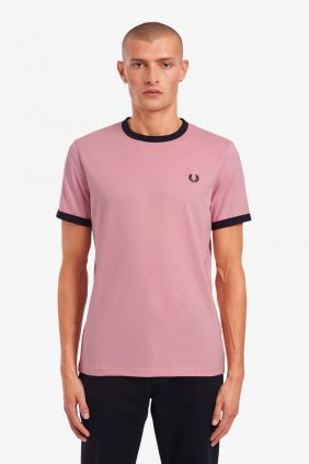 Comprar Camiseta Fred Perry Ringer online