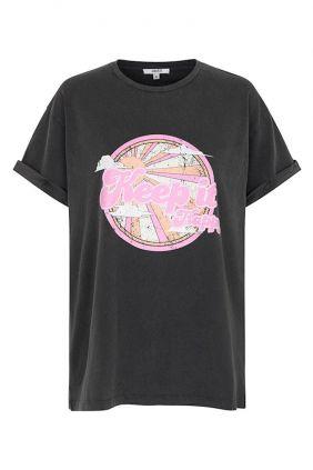 Comprar Camiseta Keep it para Mujer en negro