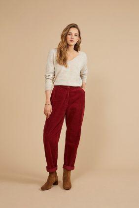 Comprar online Pantalón Miro Harris Wilson Miro Rojo
