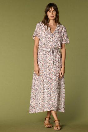 Comprar online Vestido Laura Harris Wilson Flores